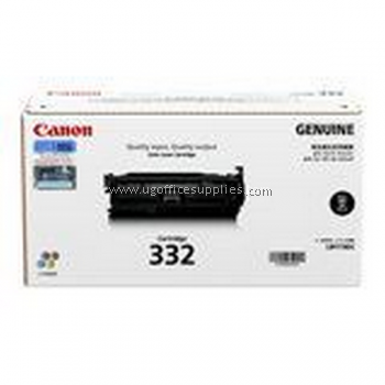 CANON 332 BLACK ORIGINAL TONER CARTRIDGE