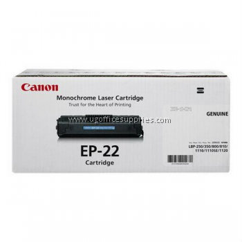 CANON EP-22 ORIGINAL TONER CARTRIDGE