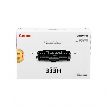 CANON 333H ORIGINAL TONER CARTRIDGE