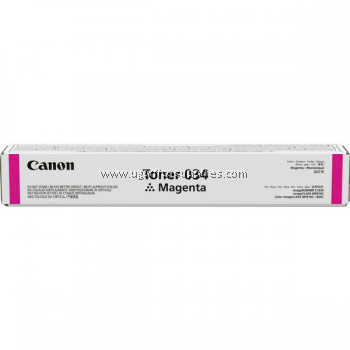 CANON 034 MAGENTA ORIGINAL TONER CARTRIDGE