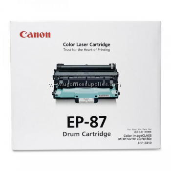 CANON EP-87 YELLOW ORIGINAL DRUM CARTRIDGE