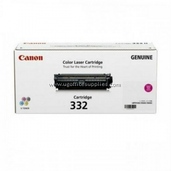 CANON 332 MAGENTA ORIGINAL TONER CARTRIDGE