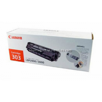 CANON 303 ORIGINAL TONER CARTRIDGE TWIN PACK