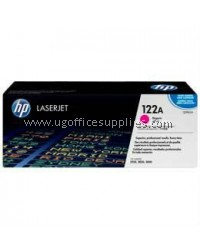 HP 122A ORIGINAL MAGENTA LASERJET TONER CARTRIDGE (Q3963A) - COMPATIBLE TO HP PRINTER 2840