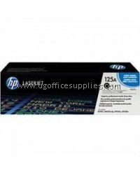 HP 125A ORIGINAL BLACK LASERJET TONER CARTRIDGE (CB540A) - COMPATIBLE TO HP PRINTER CP1515N