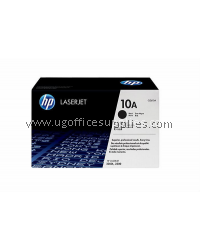 HP 10A ORIGINAL BLACK LASERJET TONER CARTRIDGE (Q2610A) - COMPATIBLE TO HP PRINTER 2300 / 2300D