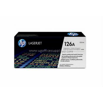 HP 126A ORIGINAL LASERJET IMAGING DRUM (CE314A) - COMPATIBLE TO HP PRINTER CP1025