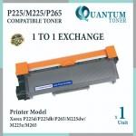 Fuji Xerox P225 / P225d / P225db / P265dw / M225 / M265z / M225z / M225dw CT202330 High Quality Compatible Toner Black Cartridge for Fuji Xerox Docuprint P255dw / P255db / P265dw / FUJI XEROX Docuprint M255z Printer Ink