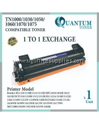 Brother TN-1000 TN1000 BK High Quality Compatible Laser Toner Black Cartridge for Brother TN1000 / TN 1000 / BROTHER HL1110 HL1210W DCP 1510 1512 HL1110 DCP1510 / DCP1610w / MFC1810 / DCP-1610w / MFC-1810 / MFC-1815 / MFC-1910W Printer Ink